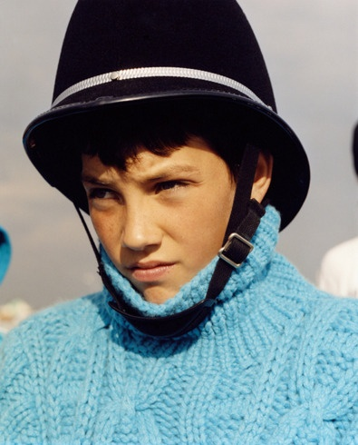 Kids have never looked cooler than in the photographs of Jamie Hawkesworth