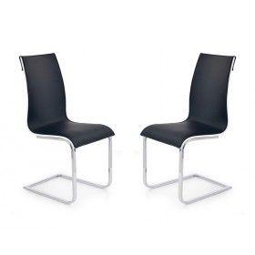 Krzesło Mateo Halmar zestaw 2 sztuk