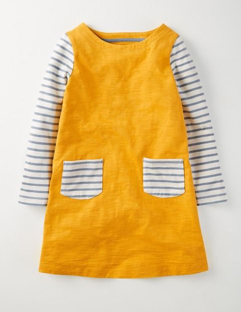 Stripy Dress... Easy to make a pattern for?