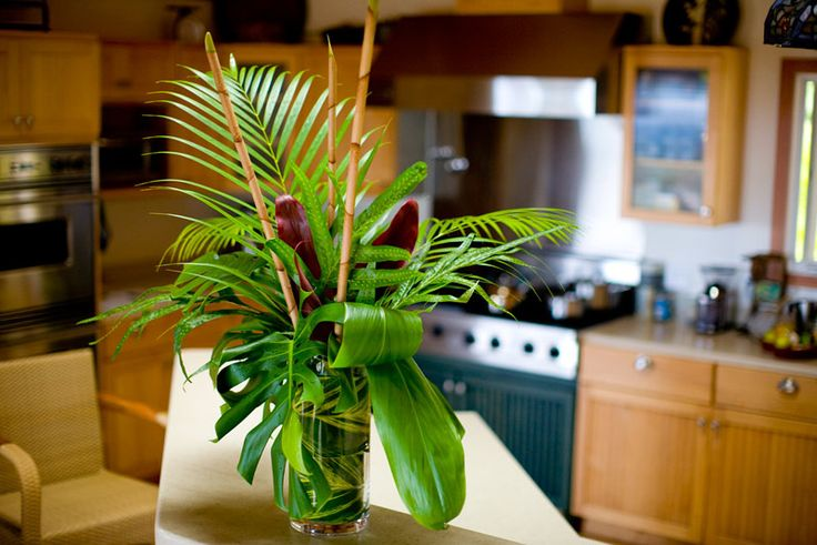 green foliage arrangements - Google Search | party ideas ...