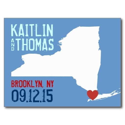 40 besten New York Skyline Wedding Save the Date Bilder auf