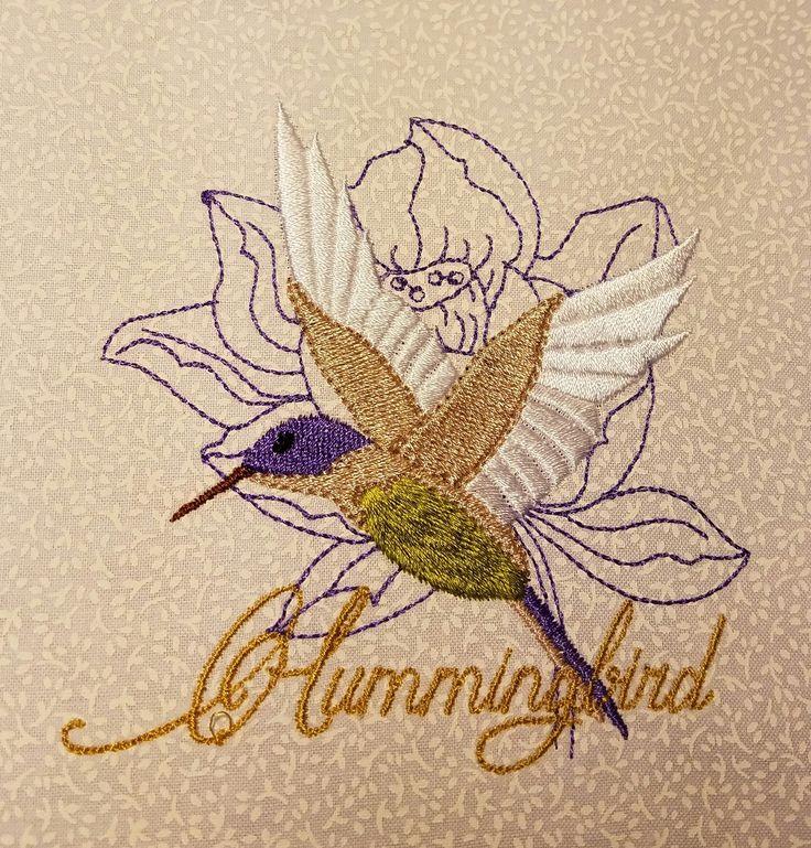 Hummingbird One 6 x 6