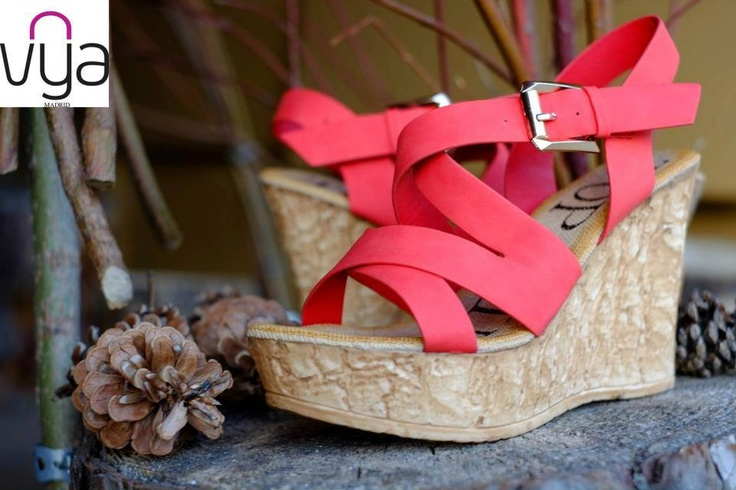 Add a touch of luxury to your warm-weather wardrobe with VYA's sandals.