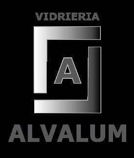 trabajo para vidriería Alvalum