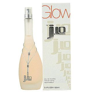 A mix of clean and sexy - J Lo Glow perfume