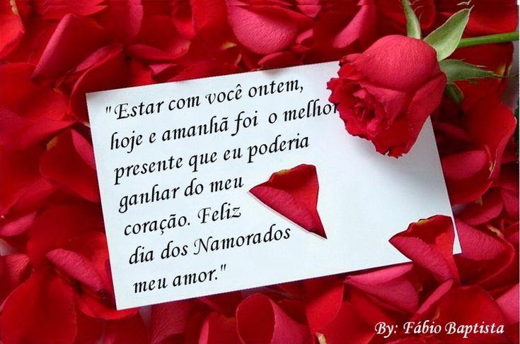 Mensagem Dia Dos Namorados: 57 Best Dia Dos Namorados Images On Pinterest