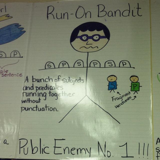 Run on Sentence Bandit