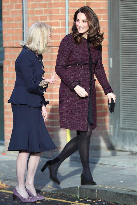 b078243c078 Kate Middleton Seraphine Marina Maternity Coat