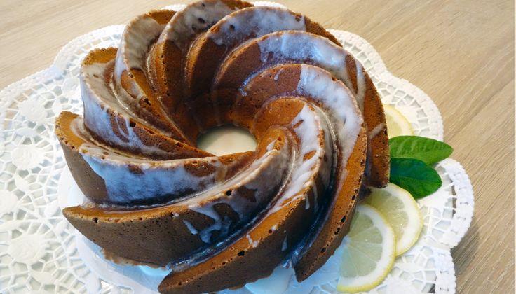 Zitronen-Gugelhupf Rezept