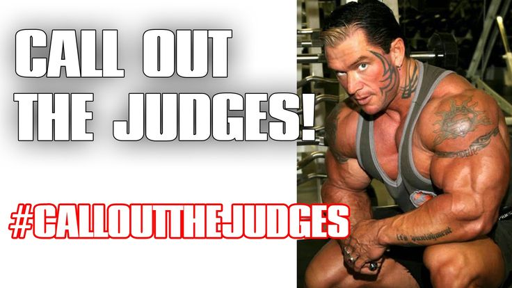 Arnold Says Call Out The Judges (We Want Changes) #calloutthejudges #bodybuilding