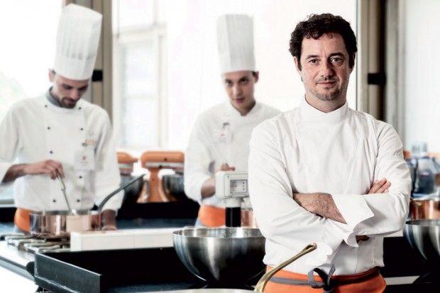 Angelo Troiani - Professionisti si diventa. Angelo Troiani fa scuola: è nato Coquis, l'Ateneo italiano della cucina per gli chef di domani