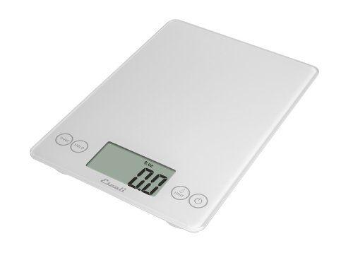 Amazon.com: Escali ECO157 Arti Digital Kitchen Scale 15Lb/7Kg, Bamboo: Digital Kitchen Scales: Kitchen & Dining