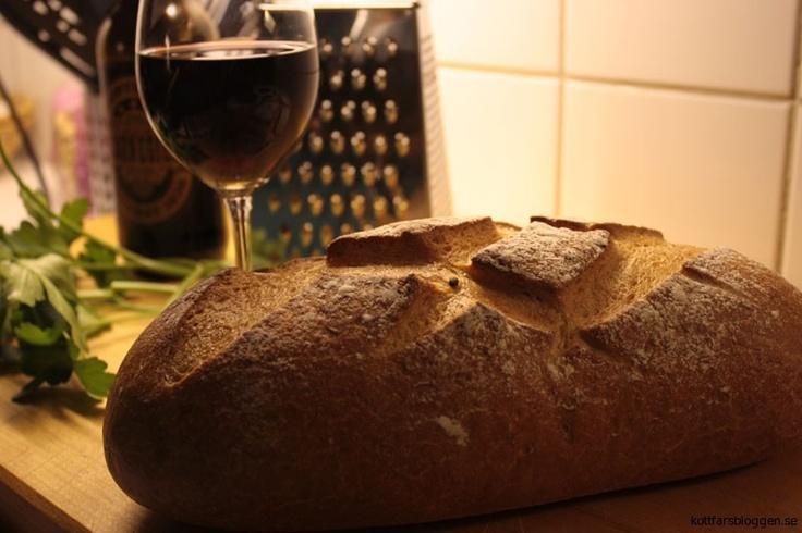 Bröd att ha till Chili Con Carnen. #mat #köttfärs