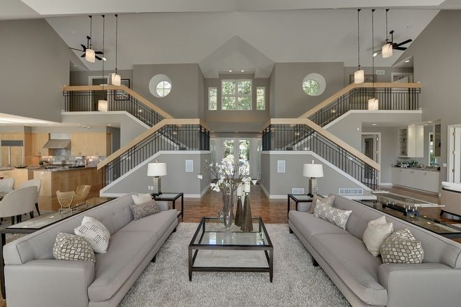 contemporary living room by Spacecrafting / Architectural Photography...gorgeous