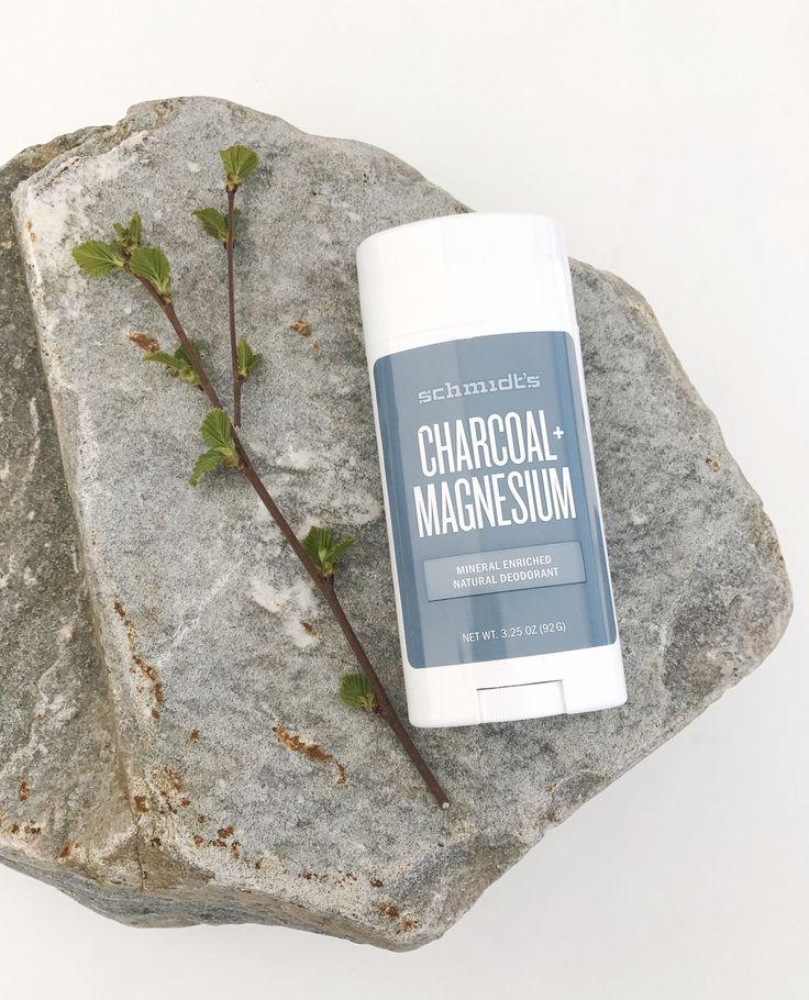 Schmidt's naturlige deodorant uten aluminium, mineraloljer, triklosan, parabener m.m.