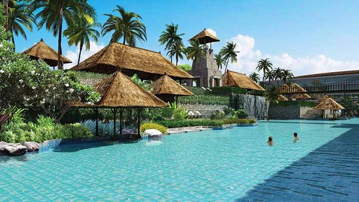 GHM Plans Year-end Opening for The Chedi Sakala - Occupying 2.4 hectares of pristine coastline on the Nusa Dua Peninsula, the 261-room Chedi Sakala will be GHM's third property to debut on Bali.