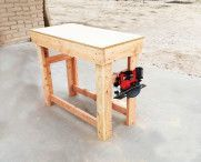 DIY Small Workbench