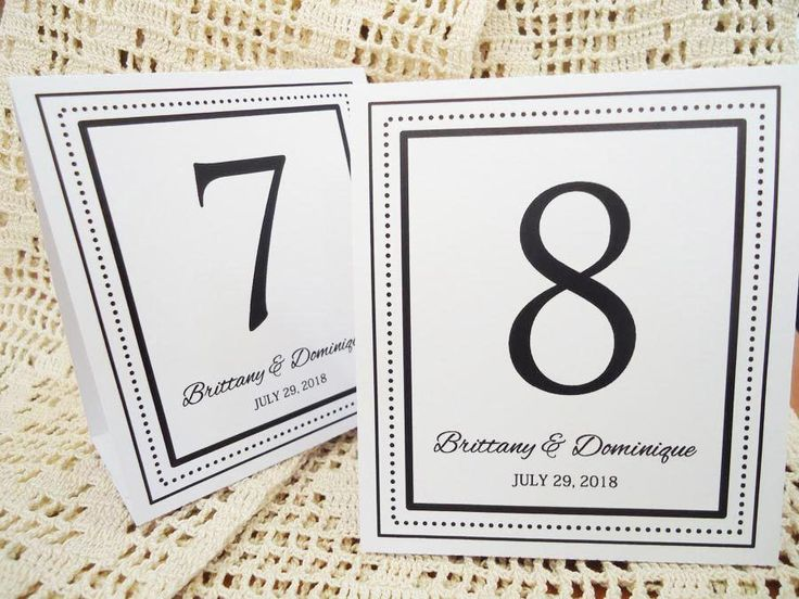 White+Table+Numbers+1+to+10+Tent+Style+Wedding+Table+Decorations+Personalised