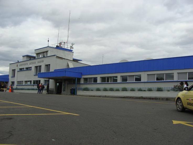 Aeropuerto Pasto