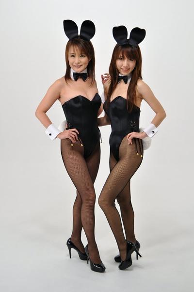 鈴々木保香『2011バニガール撮影...