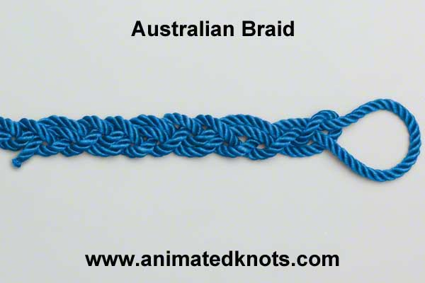 Australian braid knot tying fishing this site has for Braided fishing line knot