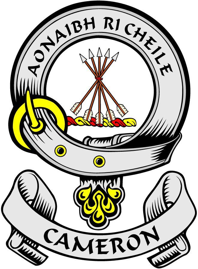15 Best Ancestry Clan Cameron Images On Pinterest Scotland