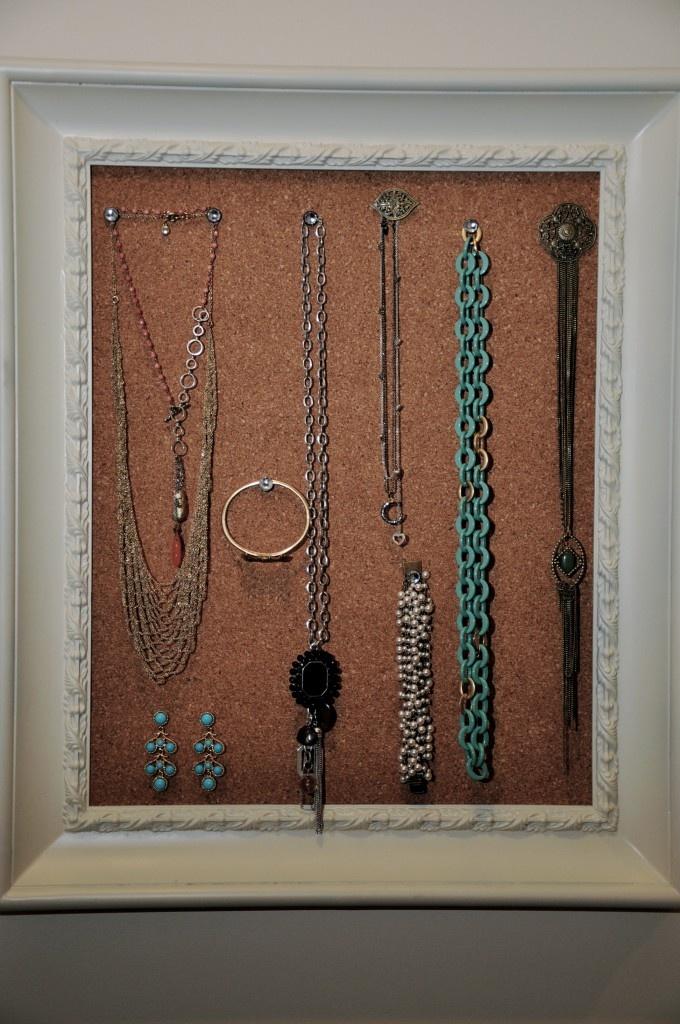 25 Best Ideas About Cork Board Jewelry On Pinterest