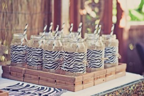 African Safari Themed Birthday Party 1217