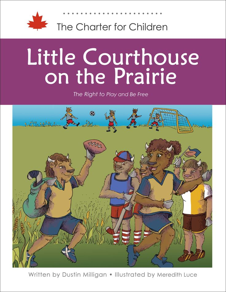 This story seeks to teach children about the right to liberty, which is guaranteed by section 7 of the Canadian Charter of Rights and Freedoms. The right to liberty protects an individual's freedom to act and pursue his or her interests without oppressive restrictions from the state.