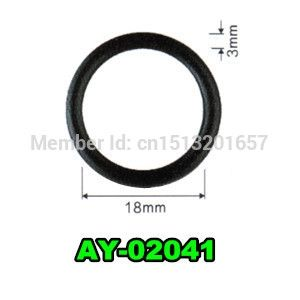 93.98$  Buy here - http://alig4i.worldwells.pw/go.php?t=32342435925 - 1000pieces/set  top quality  rubber seals viton o-ring  for bosch injector repair kits ( AY-O2041,18*3mm) 93.98$