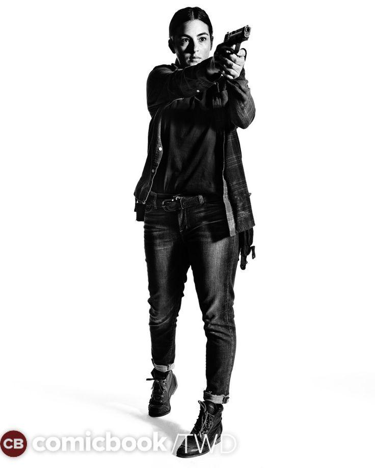The Walking Dead Season 7 Character Portraits twd-tara-ex1-201185 – The Walking Dead