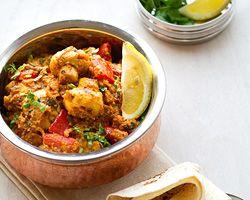 Chicken Tikka Masala Recipe   Don't forget to make some naan to go with this. Check on the Food ~ Bread board.