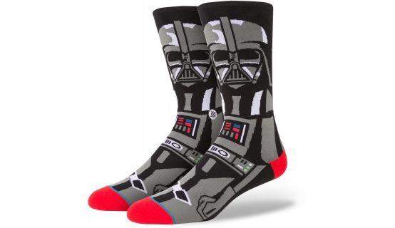 199 :- Stance Vader Socks Black