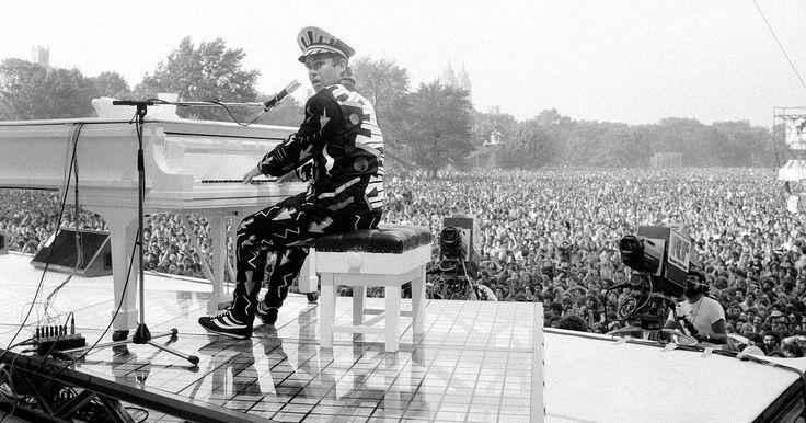 Rob Sheffield on Elton John's Essential Albums - Rolling Stone