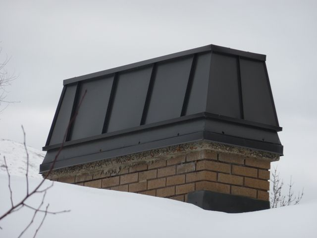 Steel Chimney Cap Form And Function Chimneys