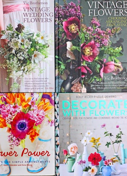 Best images about flower arranging books on pinterest