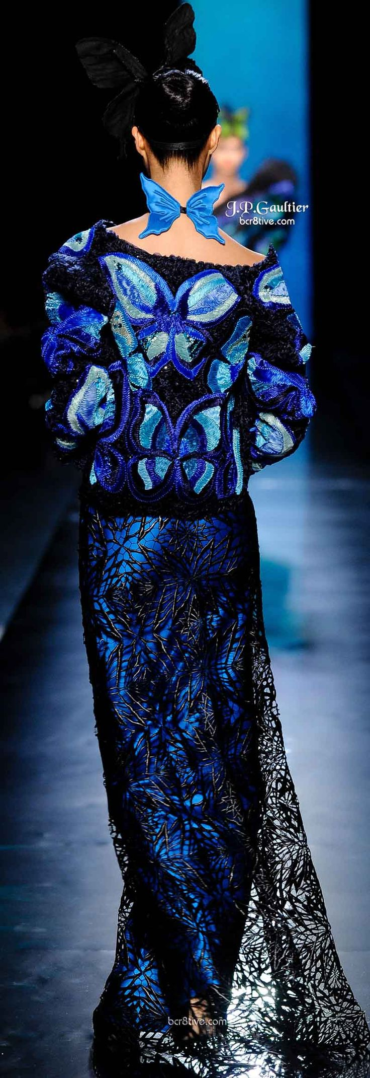 Jean Paul Gaultier Spring 2014 Couture| LBV ♥✤ | KeepSmiling | BeStayBeautiful