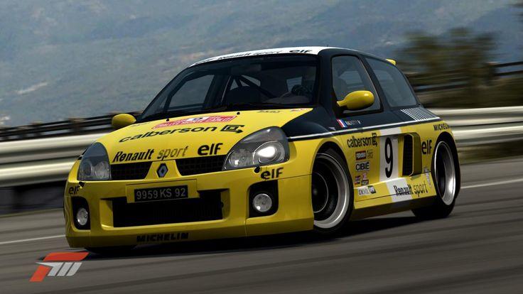 forza-motorsport-3-renault-clio-v6