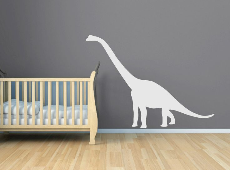Dinosaur Wall Decal Vinyl Dinosaur Wall Decor Sticker