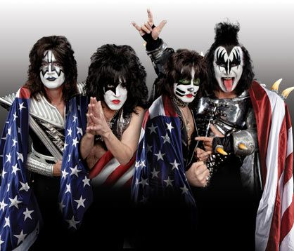 You wanted the best, You got the best! The hottest band in the land - KISS! Don't miss KISS when they come to the Pinnacle Bank Arena in Lincoln on Friday, July 22nd at 8:00 p.m. Click this pin to order your KISS TICKETS right now at TicketExpress.com. No special credit cards or secret codes needed. Your tickets to see KISS are waiting for your right now at TicketExpress.com!
