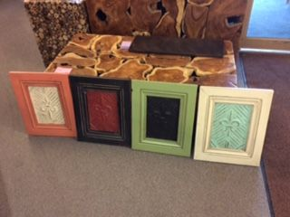Ceiling Panels from Mark Twain's home are available at Oaksmith Interiors! You've got to come see this amazing line!