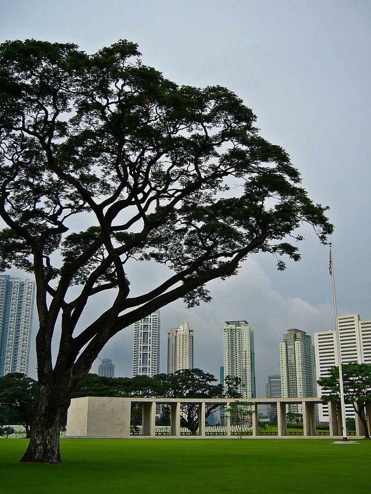 US War Memorial, Philippines