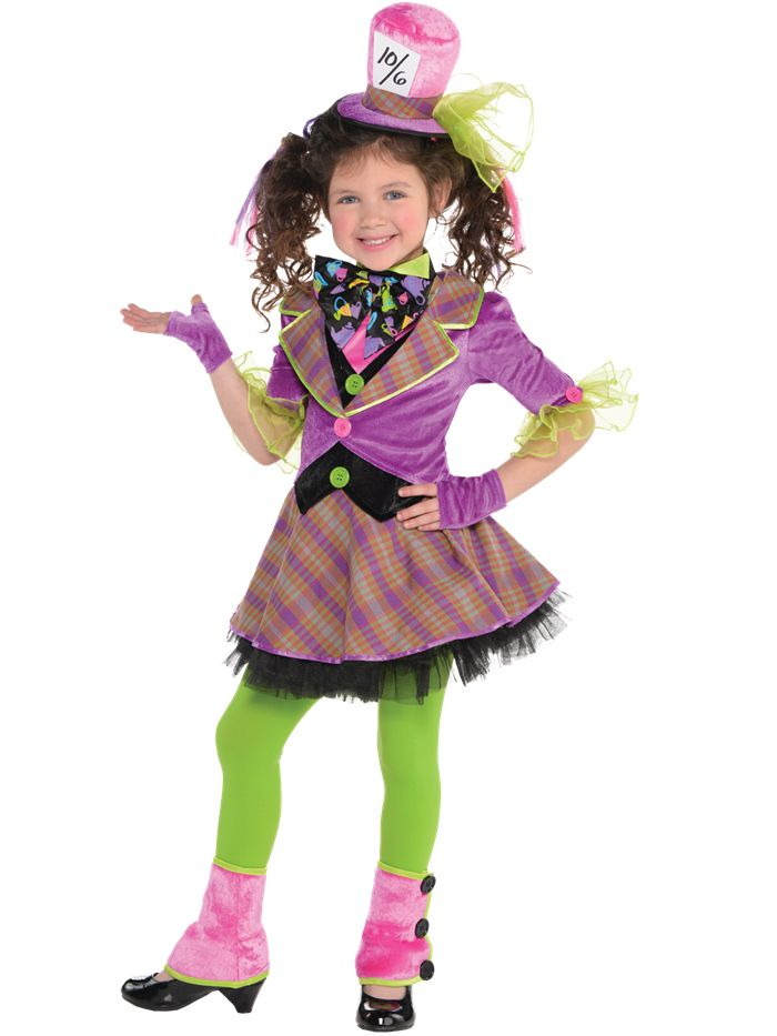 Mad Hatter - Child Costume | Party Delights