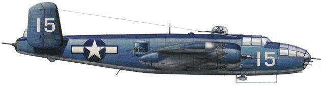 PBJ-1J Mitchell