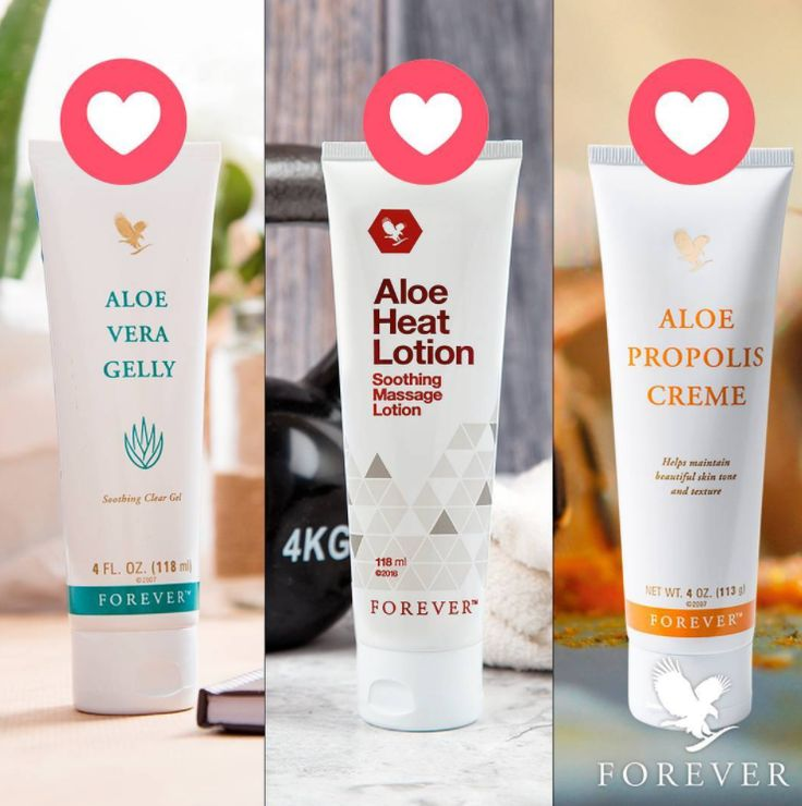 Aloe Vera Gelly, Aloe Heat Lotion or Aloe Propolis Crème. Which one is your favorite?