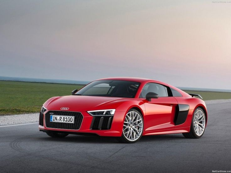 Audi prices the 2017 R8 at $162,900, R8 V10 Plus at $189,900