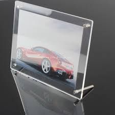 perspex photo holders - Google Search