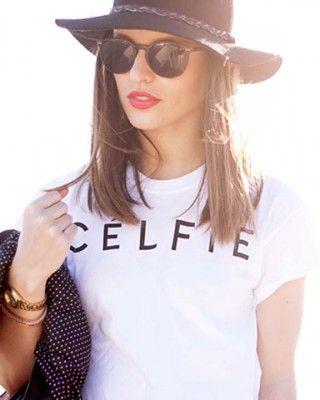Cute Celfie Shirt http://rstyle.me/n/gnp7mnyg6