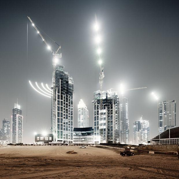Stunning Photos of Dubai Cityscape