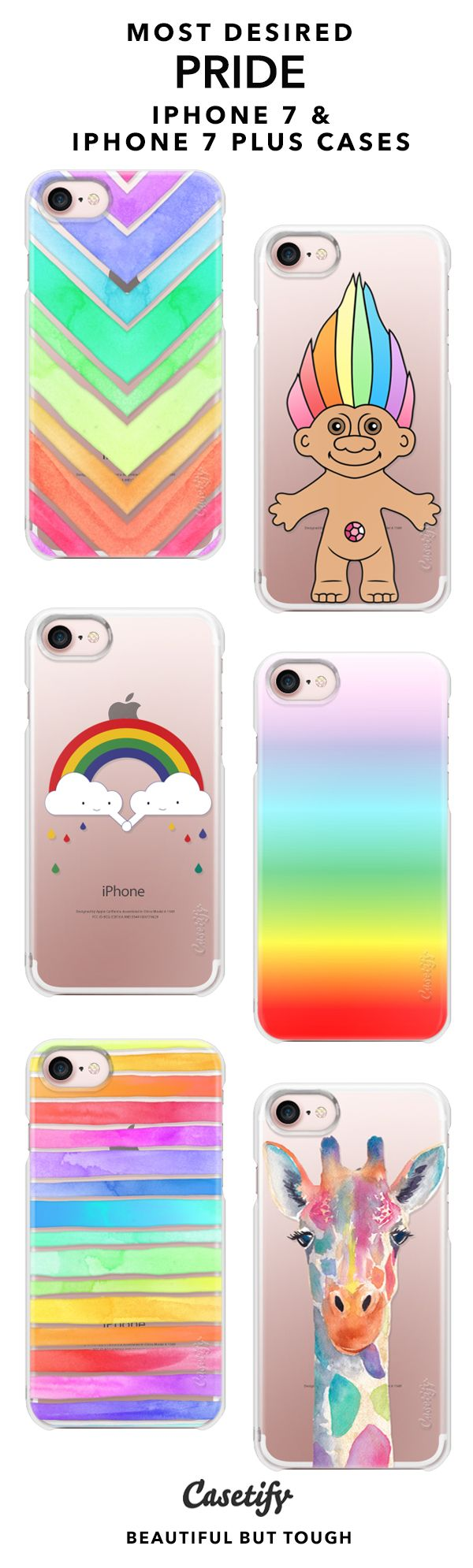 Love is beautiful, it thus wins. | Most Desire Pride iPhone 7 Cases and iPhone 7 Plus Cases for Rainbow Lovers. For more Pride Cases, shop them here ☝☝☝ BEAUTIFUL BUT TOUGH ✨ - Party, Crafts, Loom, Colors, Rain, Pride, Love